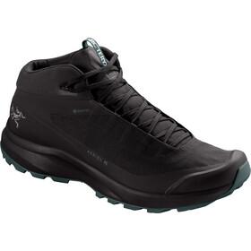 Arc'teryx Aerios FL GTX Chaussures Homme, black/cinder